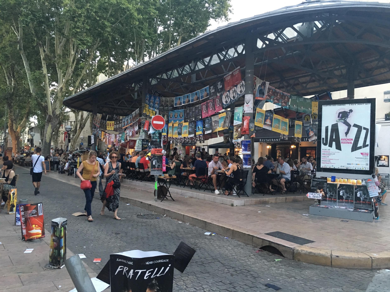 Place des Carmes, Avignon