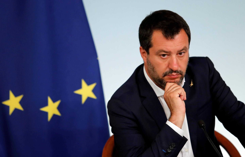 Lãnh đạo đảng Liên Đoàn và cũng là bộ trưởng Nội Vụ Matteo Salvini, ngày 11/07/2019, phủ nhận mọi cáo buộc nhận tài trợ từ Nga.