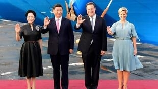 中國國家主席習近平12月2日晚到訪巴拿馬。