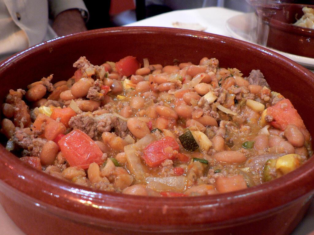 卡酥萊(Cassoulet)法國鄉土菜