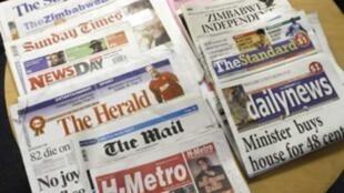 Zimbabwe's print media