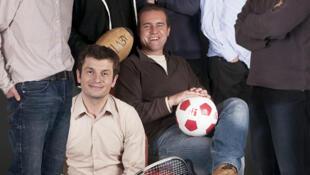 Le service des sports RFI