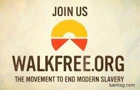 """A Walk Free contabilizou mais de 40 milhões de """"escravos modernos"""" dispersos pelo mundo."""