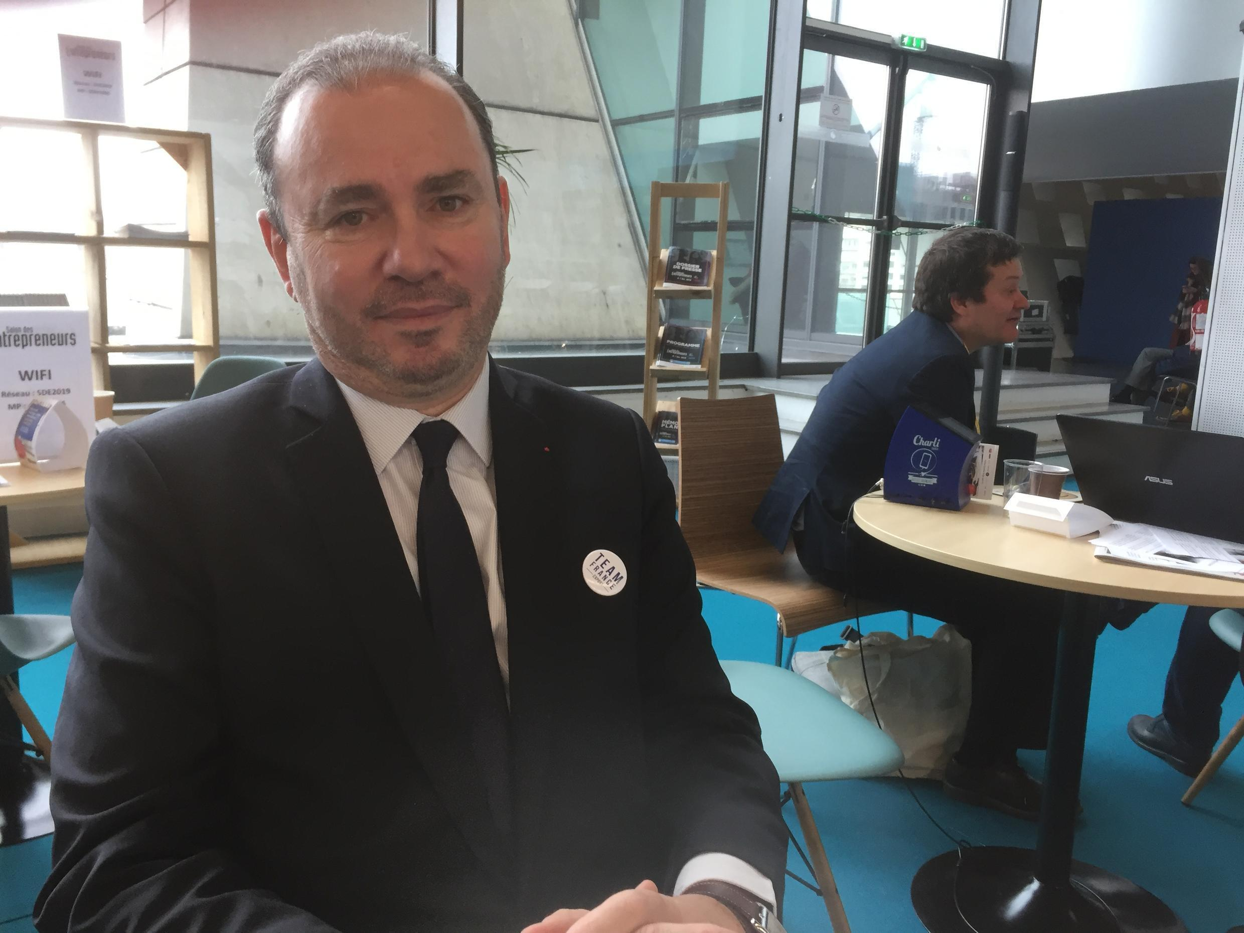 Christophe Lecourtier, BUSINESSFRANCE
