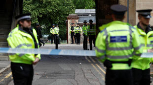 2020-06-21 UK britain police security stabbing reading park terrorism incident