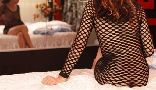 La prostitution a pignon sur rue a  Amsterdam