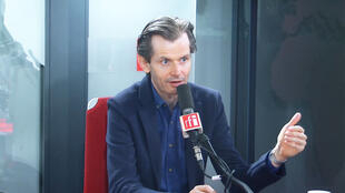 Guillaume Larrivé, secrétaire général délégué des Républicains.