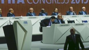 A rabar 26 ga watan Fabairu mai zuwa za a gudanar da zaben shugabancin FIFA.