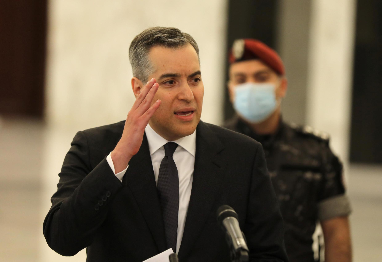 Moustapha Adib sabon Franministan Lebanon