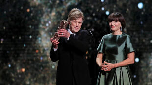 Robert Redford evoked some of his earliest memories of visiting France as he was awarded an honorary Cesar (22 February 2019)