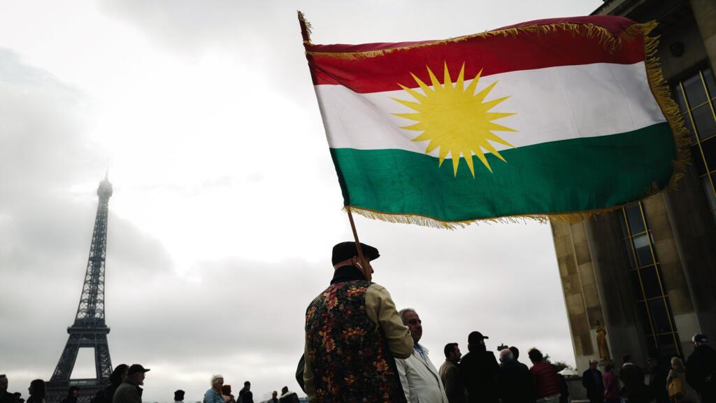 Les Kurdes de Paris