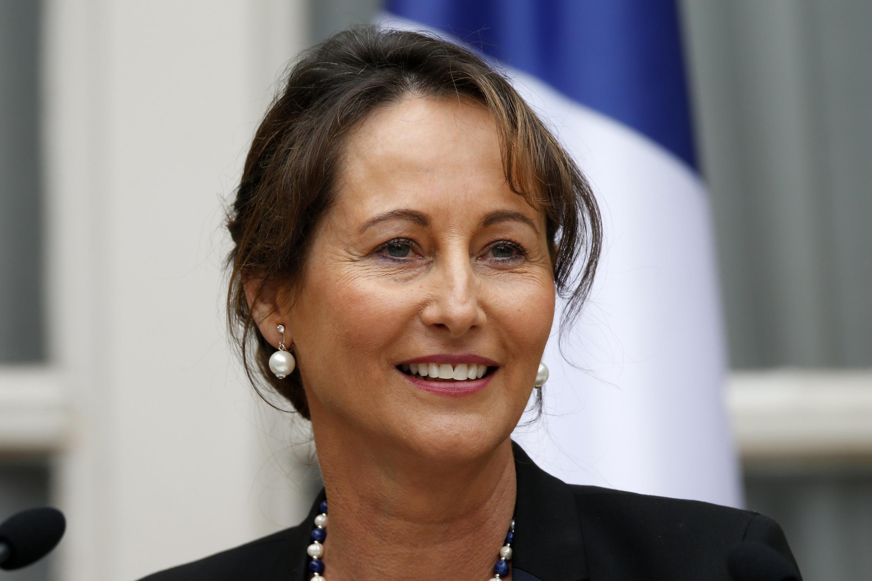 Ségolène Royal, ministre française de l'Ecologie, jointe par téléphone.