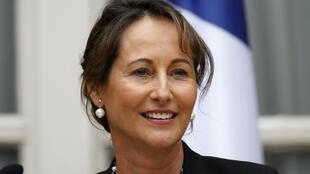 French Ecology Minister Ségolène Royal
