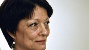 Mireille Ballestrazzi, Interpol's first-ever female boss