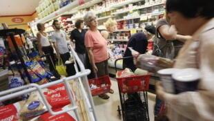 Estudo demonstra que o PIB da Alemanha e da França pode resistir devido ao consumo interno.