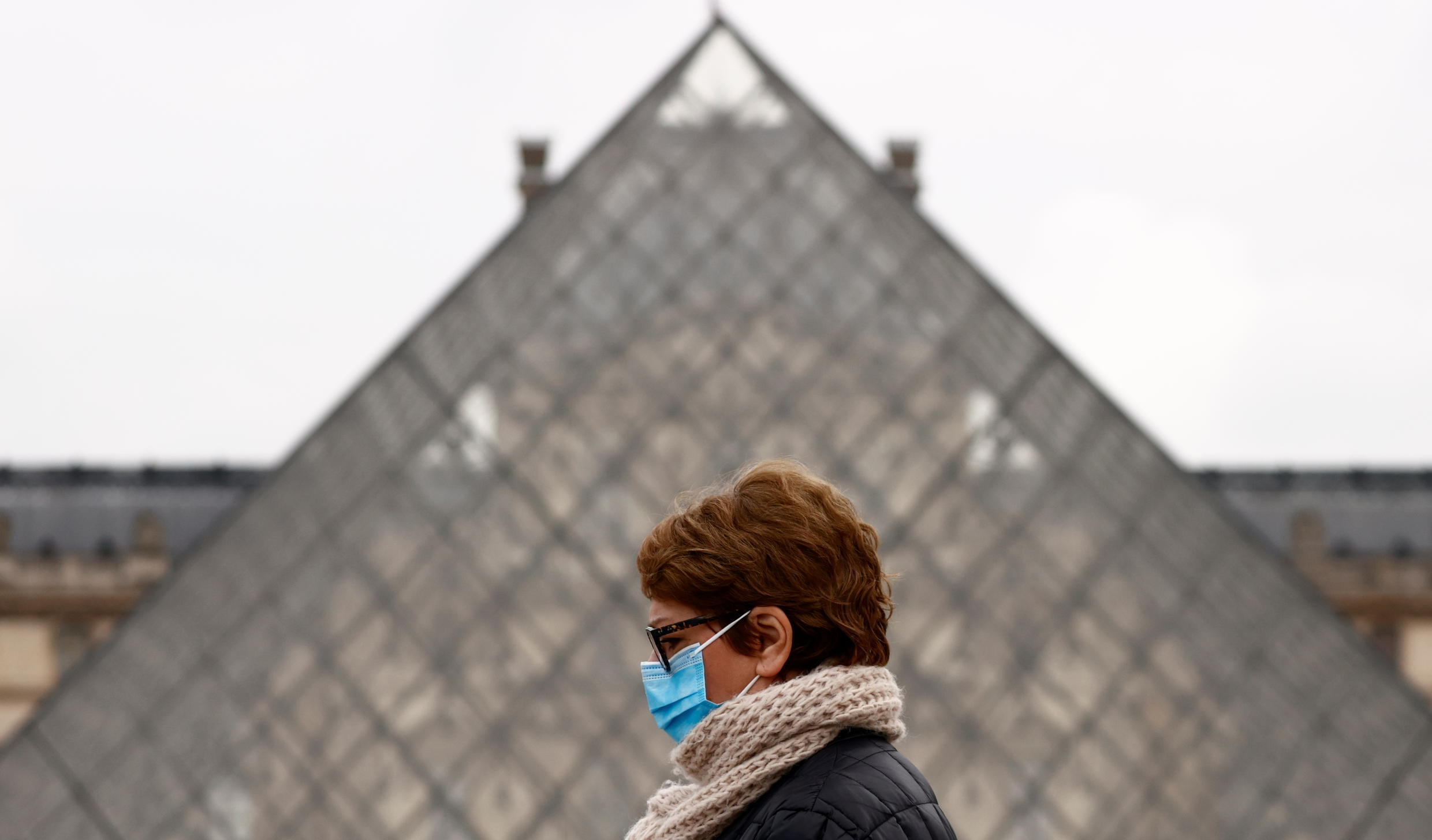 Most museums in Paris, including the Louvre, remain shut amid sanitary measures in France.