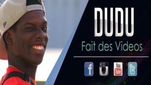 Mouhamadou Ndiaye est devenu trés célébre sur la toile grâce à ses vidéos.