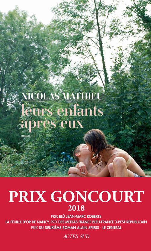"""رمان """"فرزندانشان پس از آنان"""" برنده جایزه گنکور"""