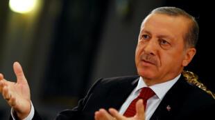 Le président turc Recep Tayyip Erdogan passait des vacances en famille dans la station balnéaire de Marmaris quand la tentative de putsch a eu lieu.
