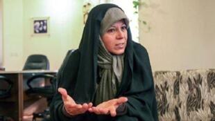 IRAN Faezeh Hashemi