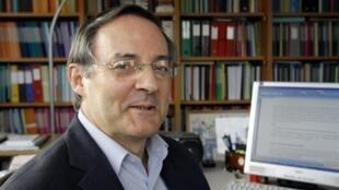 François Héran en 2010.