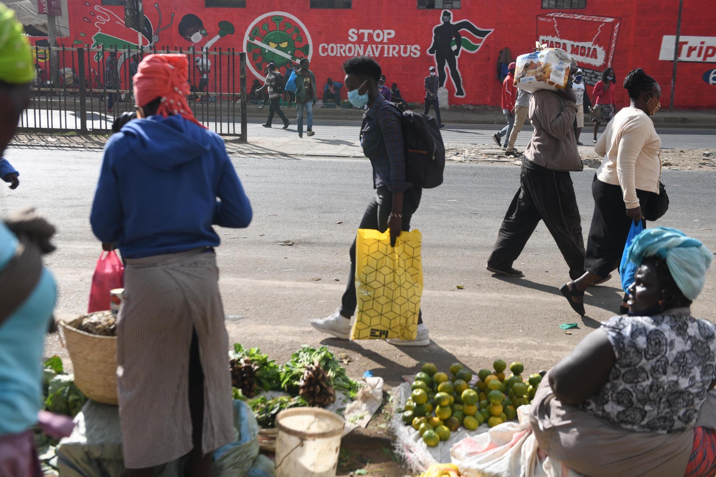 Serikali ya Kenya iliondoa marufuku ya kusalia nyumbani Julai 6, 2020.