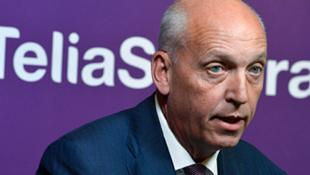Ларс Нюберг - президент шведско-финской компании TeliaSonera ушел в отставку в связи с коррупционным скандалом