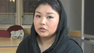 Anita Haidary, la réalisatrice du documentaire sur la condition des femmes en Afghanistan.