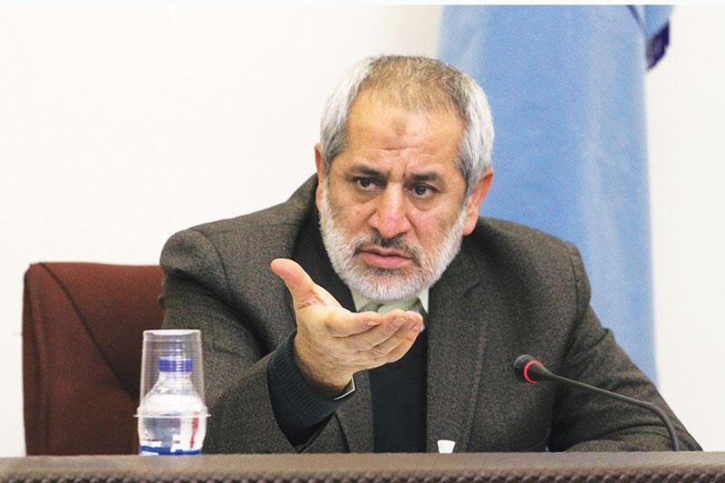 عباس جعفری دولتآبادی دادستان عمومی و انقلاب تهران