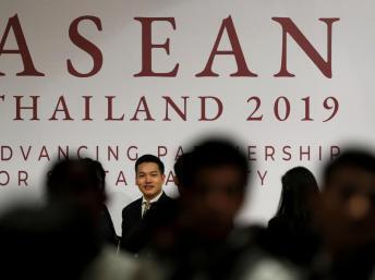 第34屆東盟峰會在泰國曼谷召開。