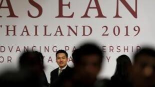 泰國輪值第34屆東盟峰會主席