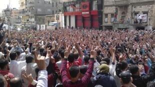 A cidade de Baniyas foi um dos principais focos de constestação nas últimas semanas.