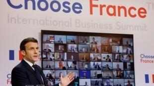 macron - choose - france