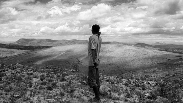 Photo issue de l'exposition « Le bruissement de l'eau », de Pierrot Men, à l'Institut français d'Antananarivo, au Madagascar.