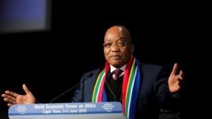 Jacob Zuma, rais wa Afrika kusini