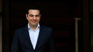 La loi sur l'audiovisuel privé adoptée par le Parlement grec, était une promesse électorale d'Alexis Tsipras.