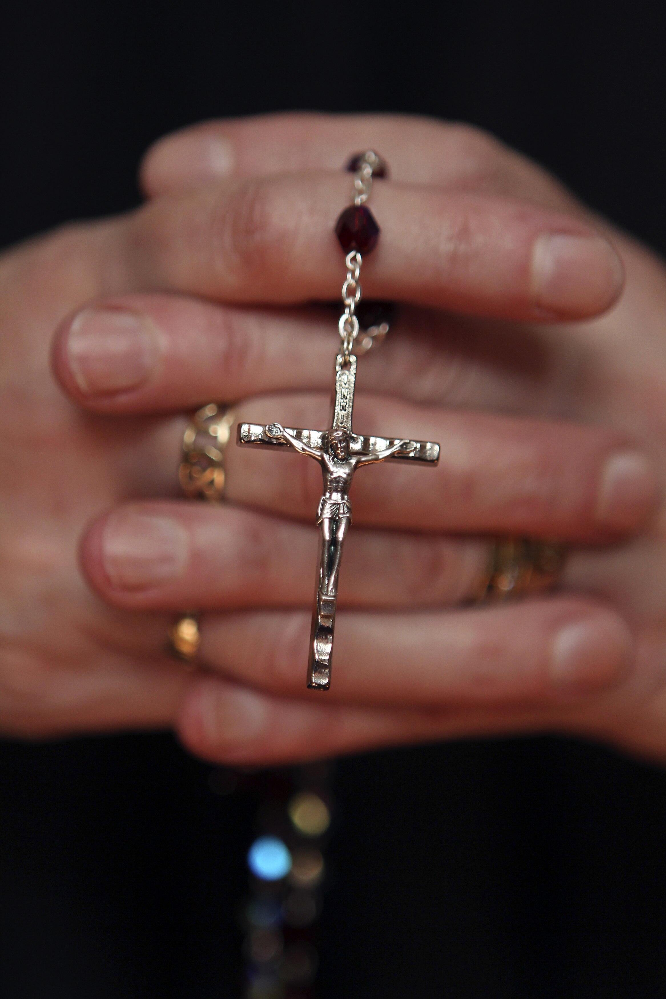 Giáo hội Ai Len bị chỉ trích đã che giấu các trường hợp lạm dụng tình dục trẻ em - REUTERS /Cathal McNaughton