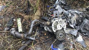 台湾军方一架无人机2018年3月8日上午10时58分坠毁在屏东泰武乡武潭国小平和分校的周边草丛,师生虽受到惊吓,但所幸无人伤亡。