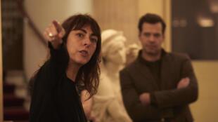 Encenadora e realizadora brasileira, Christiane Jatahy