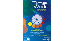 Affiche Time World 2019.