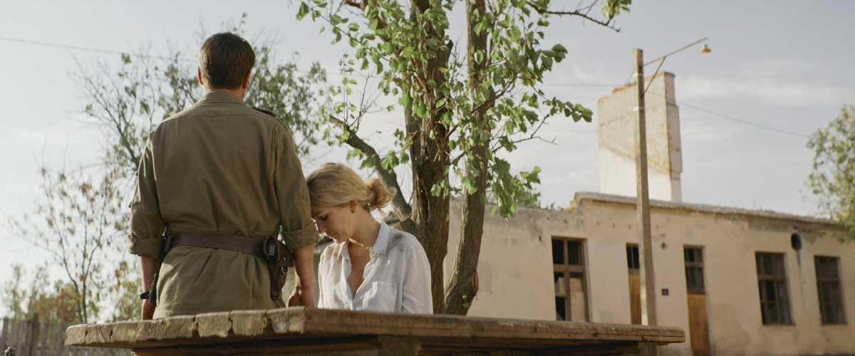 Кадр из фильма Рената Давлетьярова «Донбасс. Окраина»