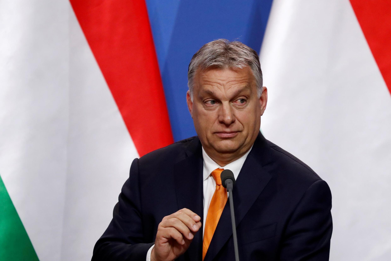 Le président hongrois, Viktor Orban a critiqué un jugement rendu sur l'indemnisation des victimes de ségrégation scolaire.