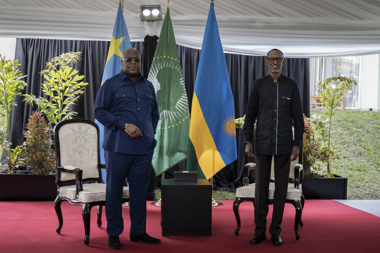 Kagame Tshisekedi