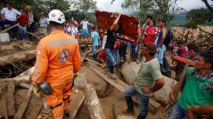 El deslave en Mocoa del pasado 31 de marzo fue uno de los más mortíferos vividos en Colombia.
