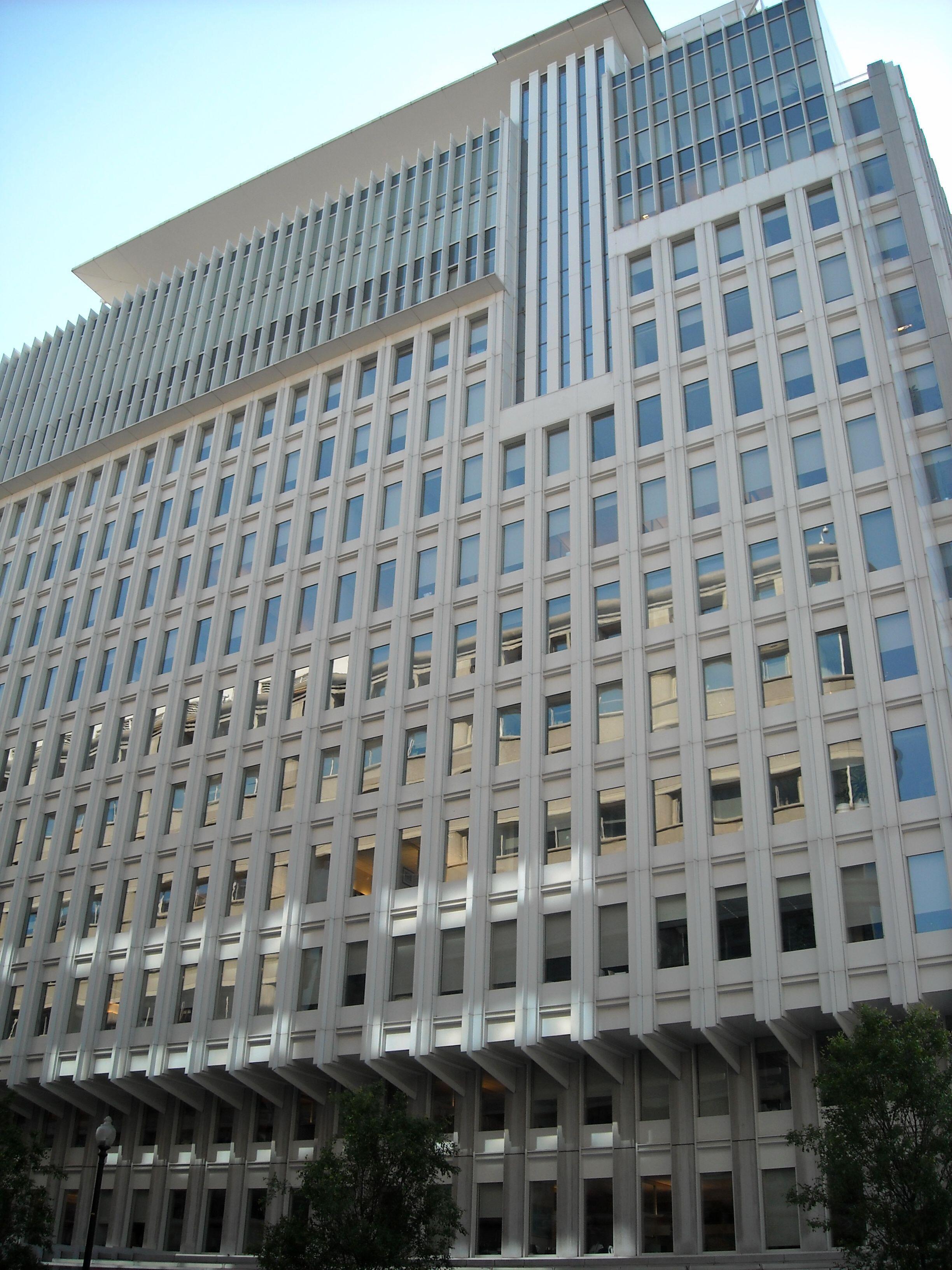 世界银行大楼   美国华盛顿