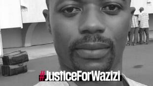 Le journaliste Samuel Wazizi est bien mort pendant sa détention.