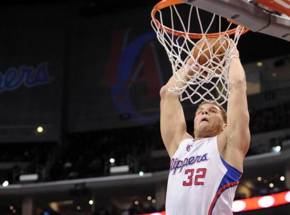 Blake Griffin de la NBA