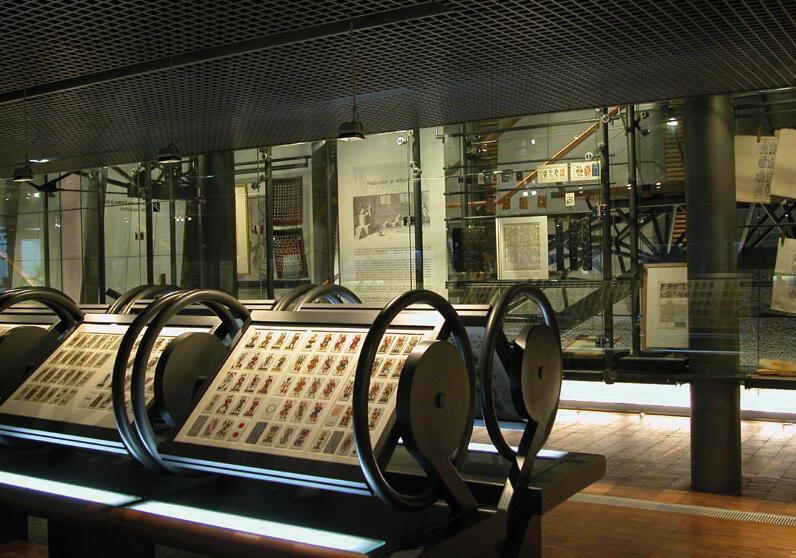En este museo se exponen miles de juegos de cartas de todo el mundo.