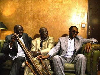 Kora Jazz Band.