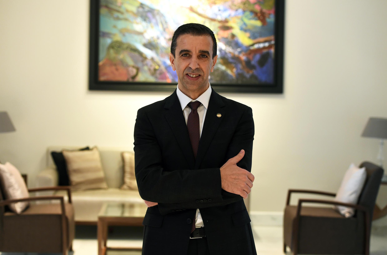 Бывший президент алжирского Форума глав предприятий Али Хаддад